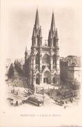 MARSEILLE L EGLISE DES REFORMES - Monuments