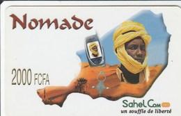 Niger - Nomade 2000 FCFA