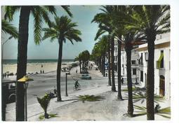 Villanueva Y Geltru Paseo Ntra Sra Del Carmen Y Playa 1962 - Barcelona