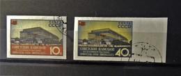 Russie 1958 //  N° 2035 + 2036 Non Dentelé