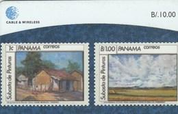 Panama - Stamps