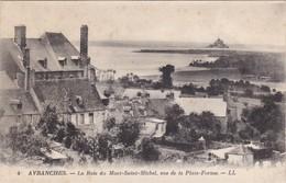 AVRANCHES - La Baie Du Mont-Saint-Michel, Ve De La Plate-Forme
