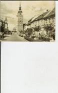 Trnava. Postcard B/w Cm 10x15 Travelled 1964 - Slovacchia