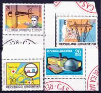 ARGENTINIË - 1969 -  Mi.nr. 1045,1046, 1047 En 1048 -ongestempeld/new- ** - Argentine