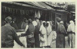 Sarajevo - Die Türkinnen Beim Kauf. Čaršija  S-832 - Serbia