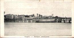 LAGOS - Afrique Allemande - En L'état - Nigeria