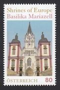 ÖSTERREICH 2016 ** Basilika  Mariazell / Shrines Of Europe - MNH