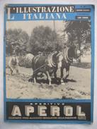 382E/43  RIVISTA L'ILLUSTRAZIONE ITALIANA N.39 DEL 26 SETTEMBRE 1943 FATTI E AVVENIMENTI DELLA GUERRA - Guerra 1939-45