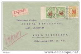 632 / TSCHEOSLOWAKIA – Rare Express 1929