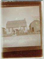 Foto/Photo Ancienne. Ieper/Ypres La Maison Du Piqueur ? 15-8-1921. Voir Dos. - Luoghi