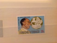 Trinidad And Tobago 1975 30c Rabies Virus (inverted Watermark) MNH SG 460w
