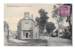 (12962-50) Mortain Le Neufbourg - Place Du Carrefour - Autres Communes