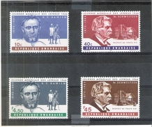 Journée Mondiale Des Lépreux - République Rwandaise - 134/37 - XX/MNH - Série Complète
