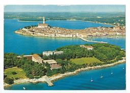 Rovinj 1972 - Croatie