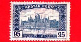 UNGHERIA - Nuovo - 1919 - Palazzo Del Parlamento - 95