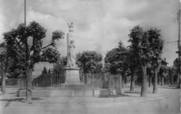 CPSM 95  EZANVILLE LE MONUMENT AUX MORTS 1955 - Ezanville