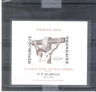 P.P.Rubens - République Rwandaise - BL.34 ND - XX/MNH