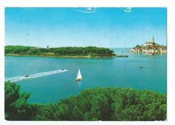 Rovinj Katharineninsel 1972 - Croatie