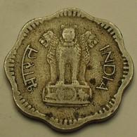1963 - Inde République - India Republic - 10 NAYE PAISE, C, KM 24.2 - Inde