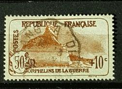 YT230 - Au Profit Des Orphelins De La Guerre 50c+10c - Oblitere
