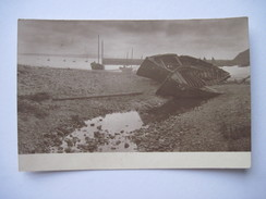 CPA  Bord De Mer 2 Anciens Bateaux échoués A Découvrir    1906 T.B.E A. Foye Editeur, Levallois-Perret - Andere