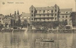 Waulsort    Grand Hotel  -   REKLAMEKAART!