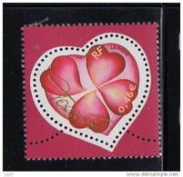 FRANCE 2003-un Timbre (1) N°YT 3538** Saint Valentin Coeur De Torrente 0.46 € R Gommés