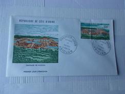 COTE D'IVOIRE (1972) BARRAGE DE KOSSOU