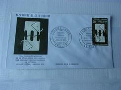COTE D'IVOIRE (1973) Congres Des Agences De Voyages