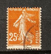 YT235 - Type Semeuse - 25c -  Oblitéré - Frankrijk