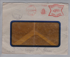 Motiv Honig 1941-05-20 Prag Schalterfreistempel Bienenstock - Alimentation