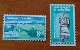 Samoa 1962 Independence  MNH
