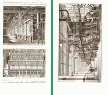 LA STATION CENTRALE ELECTRIQUE Du QUAI De JEMMAPES à PARIS 1898 - Autres Monuments, édifices