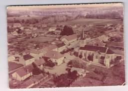 GARNAT Sur ENGIEVRE  03  Vue Aerienne Autour De L' église ( Defaut De Couleur ) - Other Municipalities