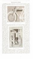"""MOTOCYCLETTE """" WERNER """"  1898 - Motorräder"""