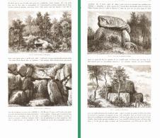 LES MONUMENTS MEGALITHIQUES AU JAPON  1898 - Archéologie