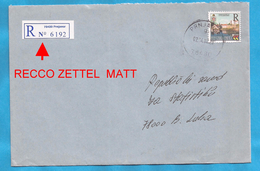 1999  115 TURISMO TREBINJE RECCO ZETTEL PAPIER MATT   BOSNIA HERZEGOVINA REPUBLIKA SRPSKA  BRIEF  INTERESSANT