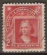 CHILI    -    1905 .  Y&T N° 56 Oblitéré.   Christophe Colomb. - Chile