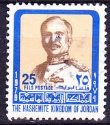 Jordanien Jordan -  König Hussein Ll. (MiNr: 1111) 1979 - Gest Used Obl - Jordanie