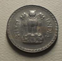 1976 - Inde République - India Republic - 1 RUPEE, B, KM 78.1 - Indien
