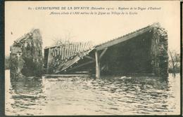 Catastrophe De La Divatte -   Maison  Situé à 1500 M De La Digue Au Village De La Roche - France