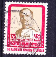 Jordanien Jordan -  König Hussein Ll. (MiNr: 1129) 1980 - Gest Used Obl - Jordanie