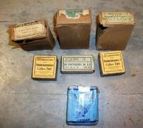 ALL - 39-45 - LOT DE  BOITES VIDES DE 7,92mm POUR MAUSER 98K - FR - BOITES VIDES De 7,65mm Et 5,5mm - PAQUET DE TROUPE - 1939-45