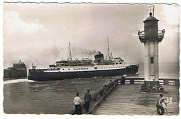 DIEPPE DEPART POUR L ANGLETERRE   ***     A   SAISIR  ***** - Ferries