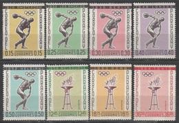 Paraguay 1963 - Jeux Olympiques       (g4976)