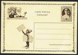 EP - Carte Illustrée N° 16 - Reine Elisabeth - Non Circulé - Not Circulated -Nicht Gelaufen - Illustrat. Cards