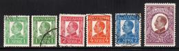 BULGARIE - LOT DE TIMBRES - 1909-45 Kingdom