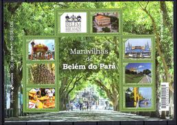 Brazil 2016 Brasil / Traditions 400 Years Of Belem MNH Tradiciones 400 Años De Belén / Cu2512  33 - Brésil
