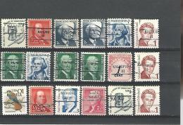 36830 ) USA Precancel Collection Hawaii