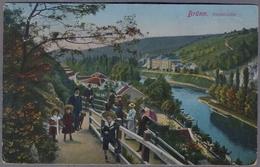 Brno Brünn Kameny Kamenny Mlyn Steinmühl Steinmühle  About  1910y. DE02 - República Checa